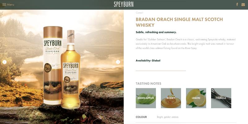speyburn.com| Bradan Orach