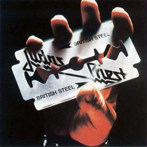 Judas Priest British Steel