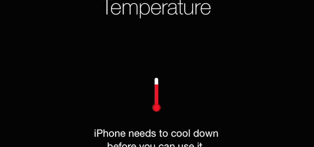 iPhone komunikat