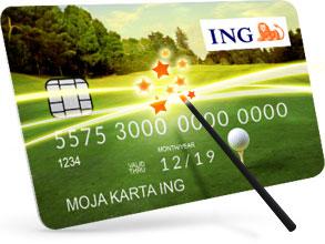 karta płatnicza ING