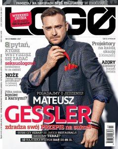 Magazyn Logo 3/2017 Mateusz Gessler