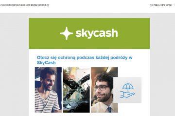 SkyCash ubezpieczenia