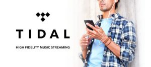 TIDAL is the first music service with High Fidelity sound quality