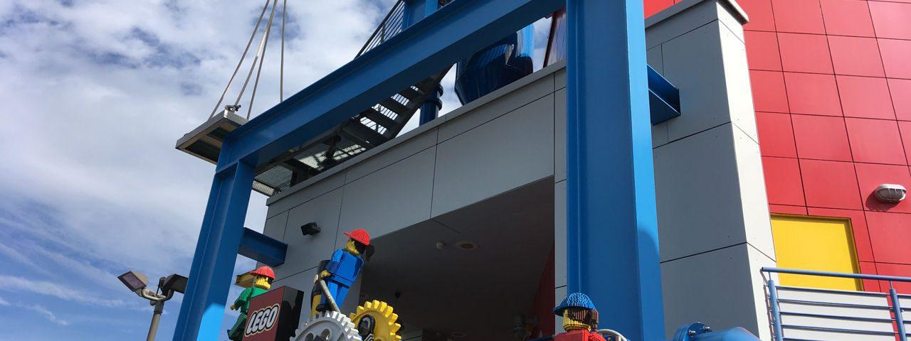 Fabryka Lego, Legoland, Günzburg, Niemcy