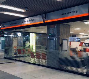 PKP Intercity Punkt Obsługi Klienta Dworzec Katowice