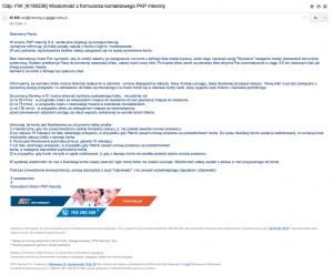 PKP Intercity wiadomos eBOK K190238
