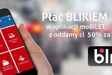 mobilet - płatność BLIK