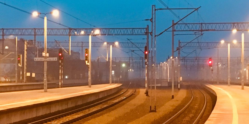 Katowice dworzec kolejowy PKP