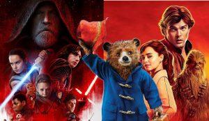 Star Wars Ostatni Jedi Han Solo Gwiezdne wojny historie Paddington 2
