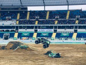 Monster Jam Truck stadion Śląski Chorzów 2018