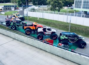 Monster Jam stadion Śląski Chorzów Polska 2018-09-22 Monster Truck