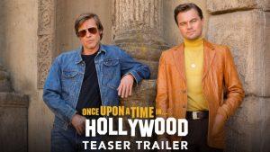 Brad Pitt, Leonardo DiCaprio Pewnego Razu w Hollywood Quentin Tarantino