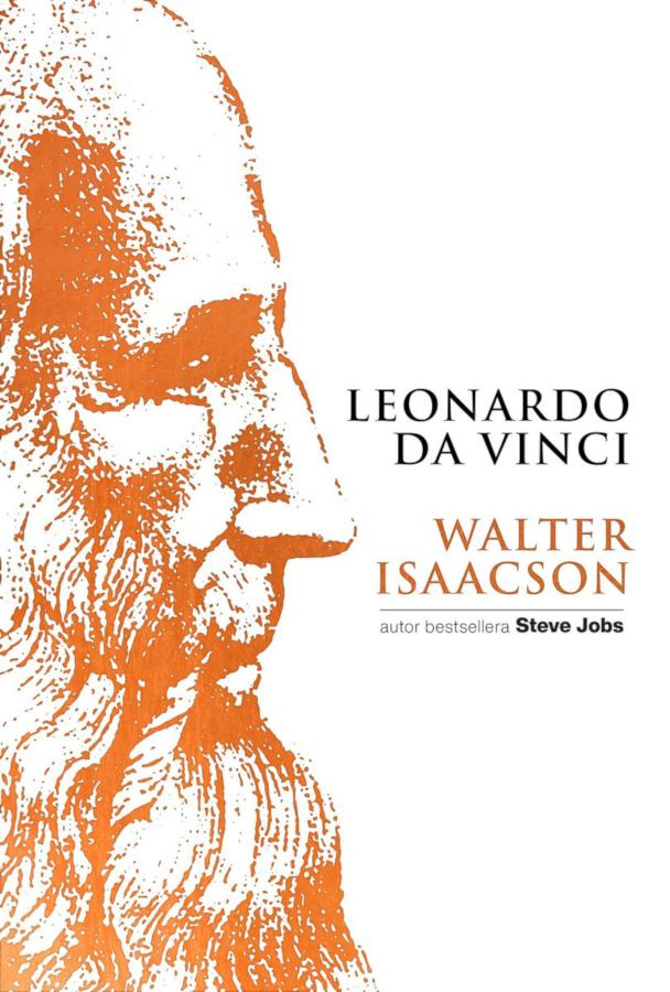 Książka Leonardo da Vinci autor Walter Isaacson