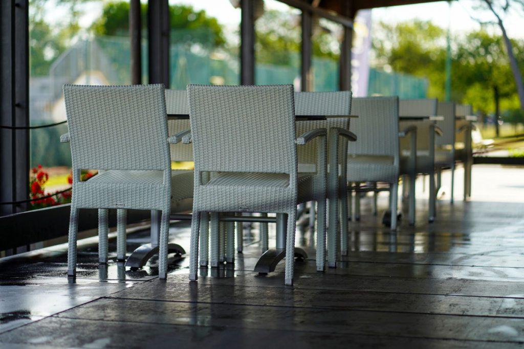 Restauracje zamknięte w czasie lockdown
