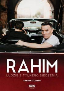 Okładka książki Rahim. Ludzie z tylnego siedzienia.