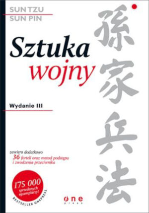 Książka Sztuka wojny, Sun Tzu, Sun Pin